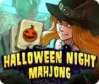 Halloween Night Mahjong Spiel