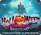 Halloween Stories: Die Einladung Sammleredition Spiel