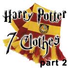 Harry Potter 7 Kleidungen Teil 2 Spiel