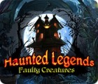 Haunted Legends: Kreaturen mit Makel Spiel