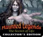Haunted Legends: Das Geheimnis des Lebens Sammleredition Spiel