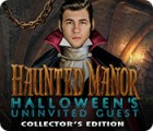 Haunted Manor: Halloween's Uninvited Guest Collector's Edition Spiel