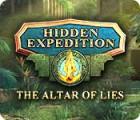Hidden Expedition: The Altar of Lies Spiel