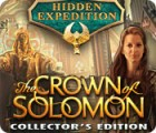 Hidden Expedition: König Salomons Krone Sammleredition Spiel