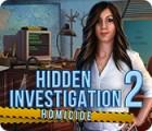 Hidden Investigation 2: Homicide Spiel