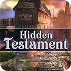 Hidden Testament Spiel