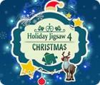 Weihnachtspuzzle: Weihnachten 4 Spiel