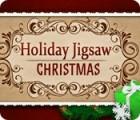 Holiday Jigsaw Christmas Spiel