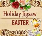Holiday Jigsaw Easter Spiel