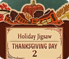 Holiday Jigsaw Thanksgiving Day 2 Spiel
