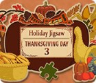 Holiday Jigsaw: Thanksgiving Day 3 Spiel