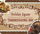 Holiday Jigsaw Thanksgiving Day Spiel