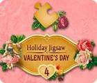 Holiday Jigsaw: Valentinstag 4 Spiel