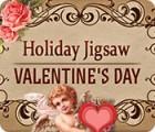 Holiday Jigsaw: Valentinstag Spiel