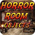 Horror Room Objects Spiel
