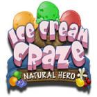 Ice Cream Craze: Natural Hero Spiel