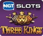 IGT Slots Three Kings Spiel
