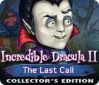 Incredible Dracula II: Der letzte Anruf Sammleredition Spiel