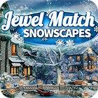 Jewel Match: Snowscapes Spiel