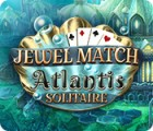 Jewel Match Solitaire Atlantis Spiel