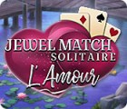 Jewel Match Solitaire: L'Amour Spiel
