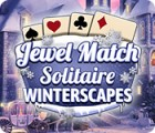 Jewel Match Solitaire: Winterscapes Spiel