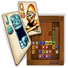 Jewel Quest Solitaire Spiel