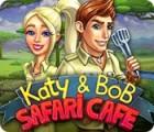 Katy and Bob: Safari Cafe Spiel