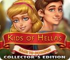 Kids of Hellas: Zurück zum Olymp Sammleredition Spiel