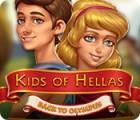 Kids of Hellas: Back to Olympus Spiel