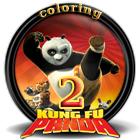 Kung Fu Panda 2 Färbung Spiel