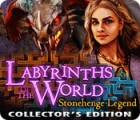 Labyrinths of the World: Stonehenge Sammleredition Spiel