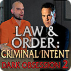 Law & Order Criminal Intent 2 - Dark Obsession Spiel