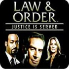 Law & Order: Justice is Served Spiel