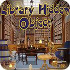 Library Hidden Object Spiel