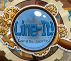 Line-it! : Case of the Stolen Past Spiel