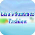 Lisa's Summer Fashion Spiel