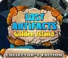 Lost Artifacts: Golden Island Sammleredition Spiel