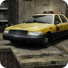 Mad Taxi Driver Spiel