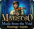 Maestro: Music from the Void Strategy Guide Spiel