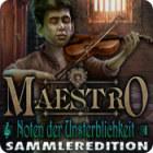 Maestro: Noten der Unsterblichkeit Sammleredition Spiel