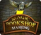 Magic Bookshop Mahjong Spiel