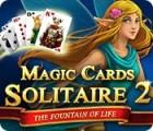 Magic Cards Solitaire 2: Die Quelle des Lebens Spiel