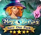 Magic Heroes: Der verzauberte Park Spiel