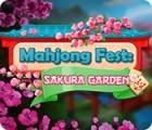 Mahjong Fest: Sakura Garden Spiel