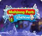 Mahjong Fest: Winterland Spiel