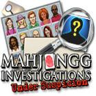 Mahjongg Investigation - Under Suspicion Spiel