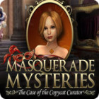 Masquerade Mysteries: The Case of the Copycat Curator Spiel