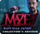 Maze - Im Reich der Albträume Sammleredition Spiel