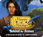 Memoirs of Murder: Behind the Scenes Collector's Edition Spiel